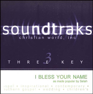 I Bless Your Name, Accompaniment CD   -     By: Selah