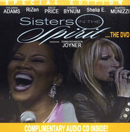 Sisters In the Spirit CD/DVD   -     By: Sisters In the Spirit