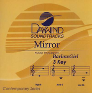 Mirror, Accompaniment CD   -     By: BarlowGirl