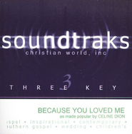 Because You Loved Me  [Music Download] -     By: Celine Dion
