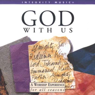 God With Us, Compact Disc [CD]  - Slightly Imperfect  -