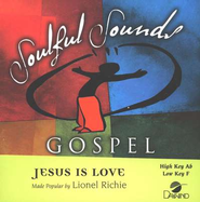 Jesus is Love, Acc CD   -     By: Lionel Richie