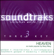 Heaven, Accompaniment CD   -     By: Mary Mary