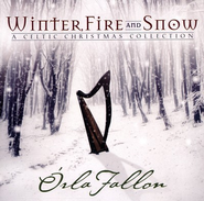 Winter, Fire & Snow CD   -     By: Orla Fallon