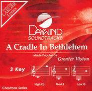 A Cradle In Bethlehem   -     By: Greater Vision