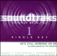 He's Still Working On Me (Single Key), Accompaniment CD   -     By: The Hemphills