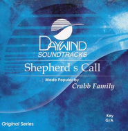 Shepherd's Call, Accompaniment CD   -     By: The Crabb Family