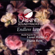 Endless Love, Accompaniment CD   -     By: Lionel Ritchie, Diana Ross