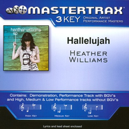 Hallelujah, Acc CD   -     By: Heather Williams