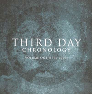Chronology, Volume 1 (1996-2000) CD   -     By: Third Day