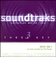 Who Am I, Accompaniment CD   -     By: The Perrys