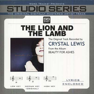 The Lion and the Lamb, Accompaniment CD   -     By: Crystal Lewis