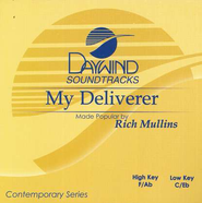 My Deliverer, Accompaniment CD   -     By: Rich Mullins