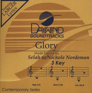 Glory, Accompaniment CD   -     By: Selah, Nichole Nordeman