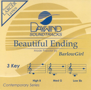 Beautiful Ending, Accompaniment CD   -     By: BarlowGirl