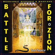 Battle For Zion CD   -     By: Ted Pearce
