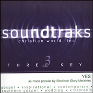 Yes, Accompaniment CD   -     By: Shekinah Glory Ministries