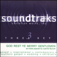 God Rest Ye Merry Gentlemen, Accompaniment CD   -     By: Juanita Bynum