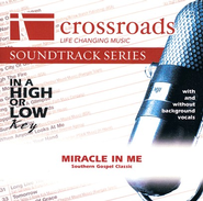Miracle In Me, Accompaniment CD   -