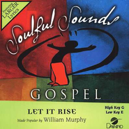 Let It Rise, Accompaniment CD   -     By: William Murphy