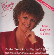 One Day At A Time: 22 All-Time Favorites, Volumes 1 & 2 CD   -     By: Cristy Lane