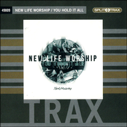 You Hold It All (CD Trax)   -     By: New Life Worship