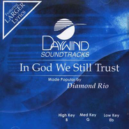 In God We Still Trust, Acc CD   -     By: Diamond Rio