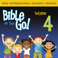 Bible on the Go Vol. 04: The Story of Isaac and Rebecca; The Story of Jacob (Genesis 24-25, 27-29) - Unabridged Audiobook  [Download] -