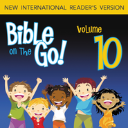 Bible on the Go Vol. 10: Report on the Promised Land; the Bronze Snake; and Baalam's Donkey (Numbers 13-14, 21-22) - Unabridged Audiobook  [Download] -