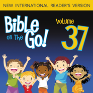 Bible on the Go Vol. 37: The Sermon on the Mount, Part 2; Parables and Miracles of Jesus, Part 1 (Matthew 5-7, 13; Mark 4-5) - Unabridged Audiobook  [Download] -
