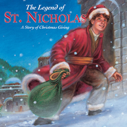 The Legend of St. Nicholas: A Story of Christmas Giving Audiobook  [Download] -     By: Dandi Daley Mackall
