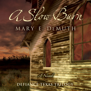 A Slow Burn: A Novel Audiobook  [Download] -     By: Mary E. DeMuth