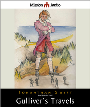 Gulliver's Travels - Unabridged Audiobook  [Download] -     Narrated By: Simon Vance     By: Jonathan Swift