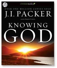Knowing God - Unabridged Audiobook  [Download] -     Narrated By: Simon Vance     By: J.I. Packer