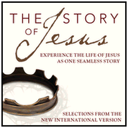 The Story of Jesus, NIV: Experience the Life of Jesus as One Seamless Story - Special edition Audiobook  [Download] -     Narrated By: Michael Blain-Rozgay, Allison Moffett     By: Zondervan Bibles(ED.)