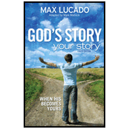 God's Story, Your Story: Youth Edition Audiobook  [Download] -     By: Max Lucado