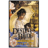 Destiny's Bride Audiobook  [Download] -     Narrated By: Renee Raudman     By: Jane Peart