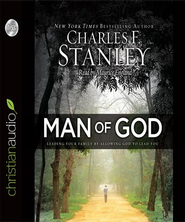 Man of God: Leading Your Family by Allowing God to Lead You - Unabridged Audiobook  [Download] -     Narrated By: Maurice England     By: Charles F. Stanley