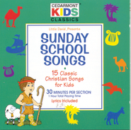 I Am A C-H-R-I-S-T-I-A-N  [Music Download] -     By: Cedarmont Kids