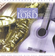 Instrumental Praise Series: Great Is The Lord  [Music Download] -     By: Various Artists