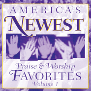 America's Newest Praise ' Worship Favorites, Vol. 1  [Music Download] -     By: Various Artists