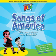 America, The Beautiful  [Music Download] -     By: Cedarmont Kids