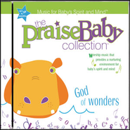 God of Wonders  [Music Download] -     By: The Praise Baby Collection