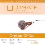 Orphans Of God - Low key performance track w/ background vocals  [Music Download] -     By: Avalon