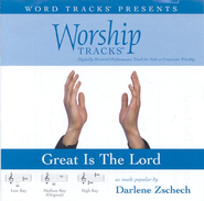 Great Is The Lord - Demonstration  [Music Download] -     By: Darlene Zschech