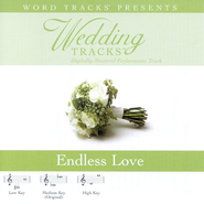 Endless Love - High key performance track w/o background vocals  [Music Download] -