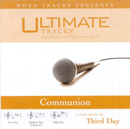 Communion - Demonstration Version  [Music Download] -     By: Third Day