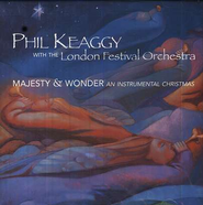 Majesty & Wonder An Instrumental Christmas  [Music Download] -     By: Phil Keaggy