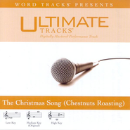 The Christmas Song [Chestnuts Roasting] - Low key performance track w/o background vocals  [Music Download] -