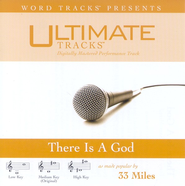 There Is A God - High Key Performance Track w/ Background Vocals  [Music Download] -     By: 33 Miles